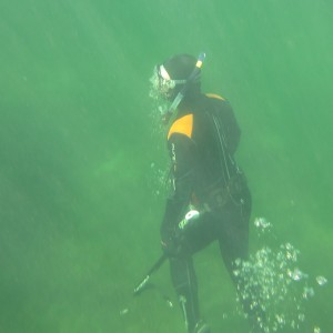 Undervandsjagt UV-jagt
